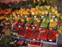 Bancarella di frutta - Obststand