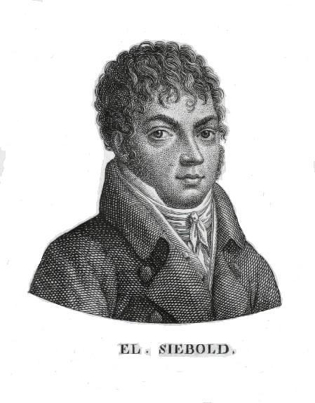Adam Elias von Siebold