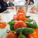 Tomaten und Jalapeños
